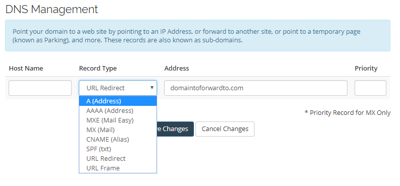 Domain DNS(Domain Management) - Hostek com Wiki